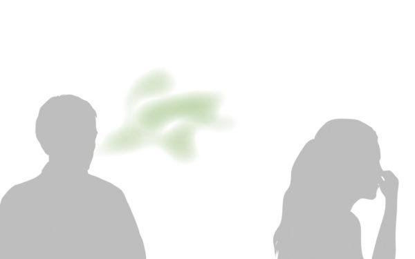 Mundgeruch als Folge der Parodontitis
